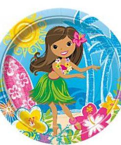 Hula Beach Party Supplies