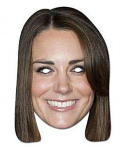 Kate Middleton Celebrity Mask