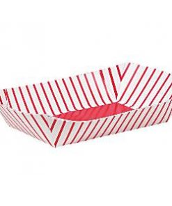 Paper Snack Trays