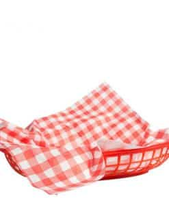 Picnic Party Basket Liners