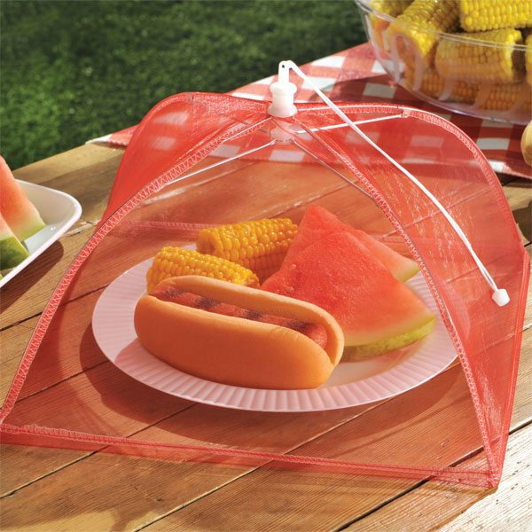 Picnic Party Mesh Food Covers
