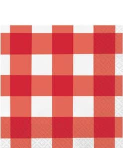Picnic Party Paper Lunch Napkins