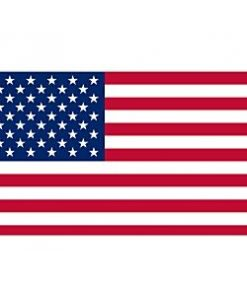 USA American Cloth Flag