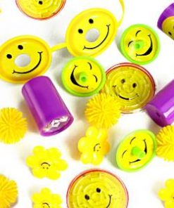 Emoji Party Bag Fillers - Smiley Favour Pack