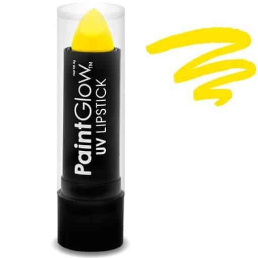 UV Lipstick Neon Yellow