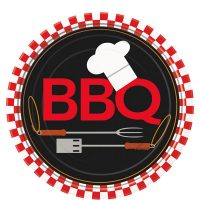 Buy Picnic BBQ themed party plates, disposbale tableware, decorations & balloons in the UK