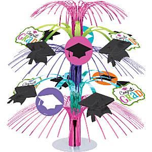 Graduation Party Cascade Centrepiece