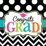 Graduation Party Paper Napkins