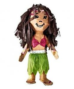 Hula Girl Piñata