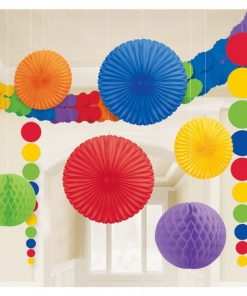 Rainbow Room Decorating Kit