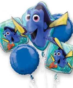 Disney Finding Dory Party Balloon Bouquet