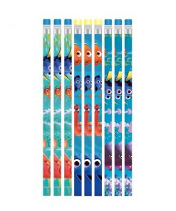 Disney Finding Dory Party Bag Fillers - Pencils