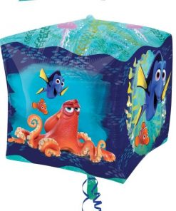 Disney Finding Dory Party Cubez Foil Balloon