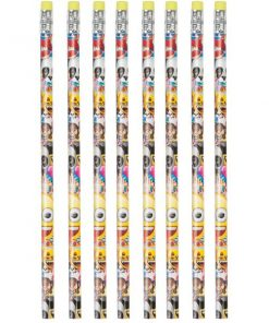 Emoji Party Bag Fillers - Pencils