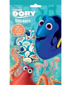 Disney Finding Dory Party Bag Fillers - Stickers