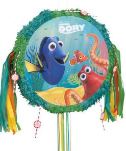 Finding Dory Drum Pull Pinata