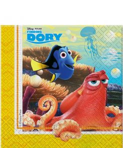 Disney Finding Dory Party Paper Napkins