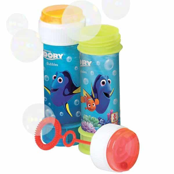 Disney Finding Dory Party Bag Fillers - Bubbles