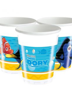Disney Finding Dory Party Plastic Cups