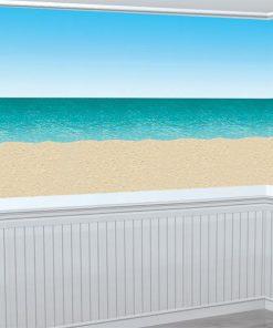 Ocean & Beach Scene Setter