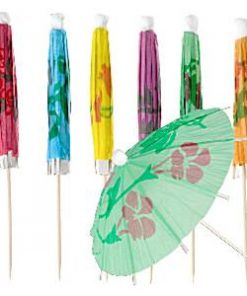 Parasol Umbrella Cocktail Picks