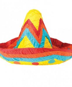 Mexican Fiesta Party Sombrero Pinata