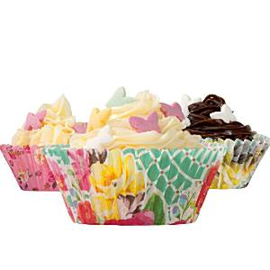 Tea Party - Truly Scrumptious Cupcake Cases
