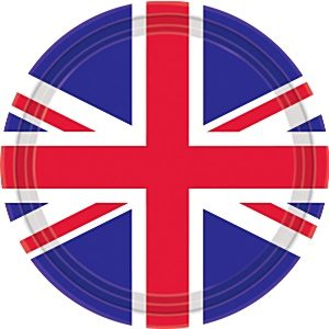 Buy Union Jack Party Supplies - Olympic Party Supplies, Decorations & Flags
