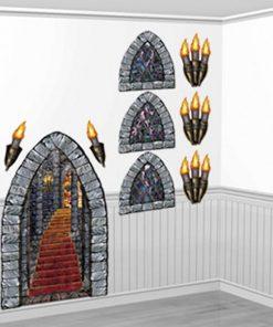 Stairway, Window & Torch Add-Ons