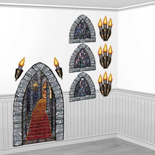 Stairway, Window & Torch Add-Ons