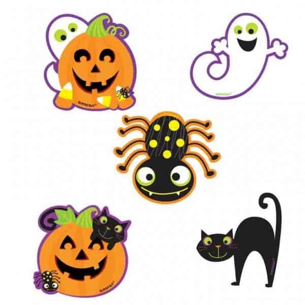 Halloween Cute Cutout Decorations