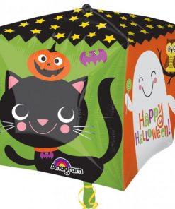 Halloween Characters Cubez Balloon