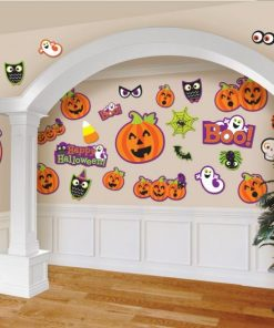 Halloween Friendly Halloween Cutouts