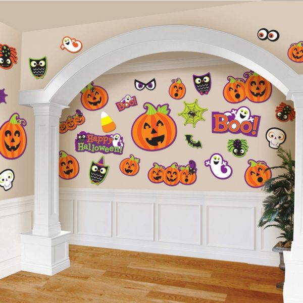 Halloween Friendly Halloween Cutouts