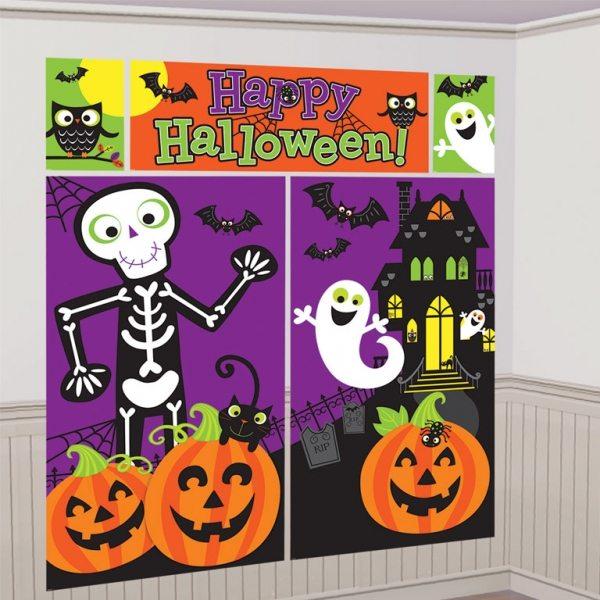 Halloween Friendly Scene Setter
