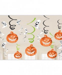 Halloween Family Friendly Swirls