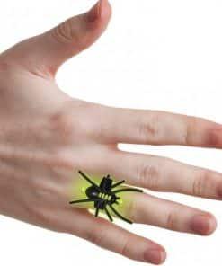 Halloween Glow Spider Ring
