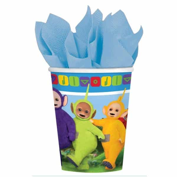 Teletubbies Party Paper Cups