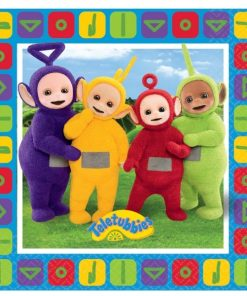 Teletubbies Party Luncheon Napkins