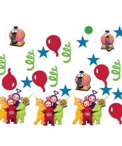 Teletubbies Party Table Confetti