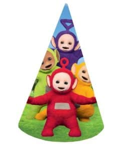 Teletubbies Party Cone Hats
