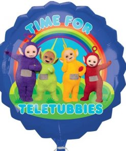 Teletubbies Party Holographic SuperShape XL Foil Balloon
