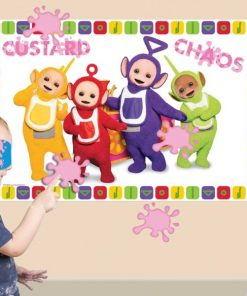 Teletubbies Party Custard Chaos Party Game