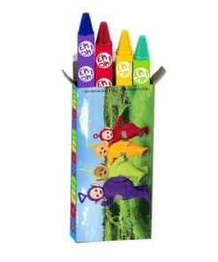 Teletubbies Party Bag Fillers - Crayons