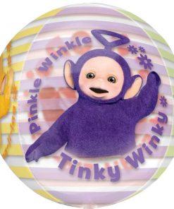 Teletubbies Party Orbz Foil Balloon