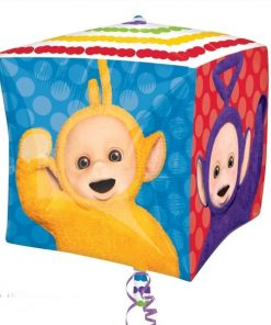 Teletubbies Party Cubez Foil Balloon