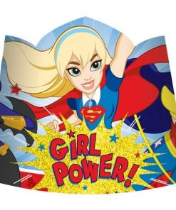 Super Hero Girls Party Tiaras