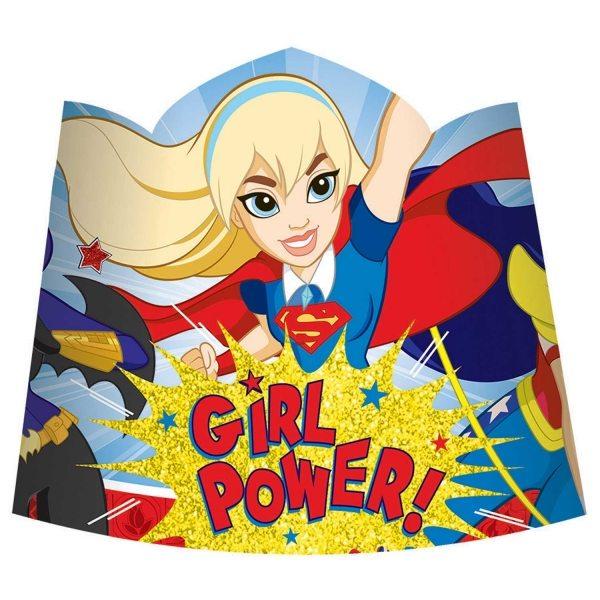 Super Hero Girls Party Tiaras