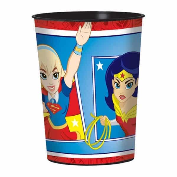 Super Hero Girls Party Favour Cup
