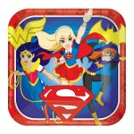 DC Superhero Party Theme, Decorations, Balloons & Tableware in the UK